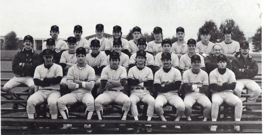 1987 UC Baseball Team